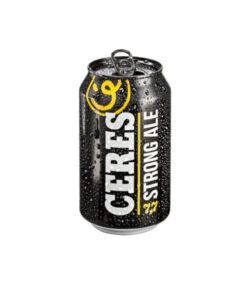 Birra Ceres Strong Ale in lattina da 33cl