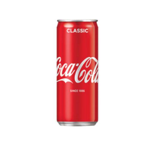 oca-Cola in lattina da 33cl