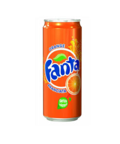 Fanta in lattina 33cl