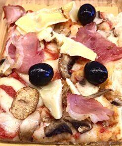 pizza capricciosa corolla delivery