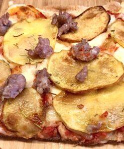 pizza salsiccia patate corolla delivery